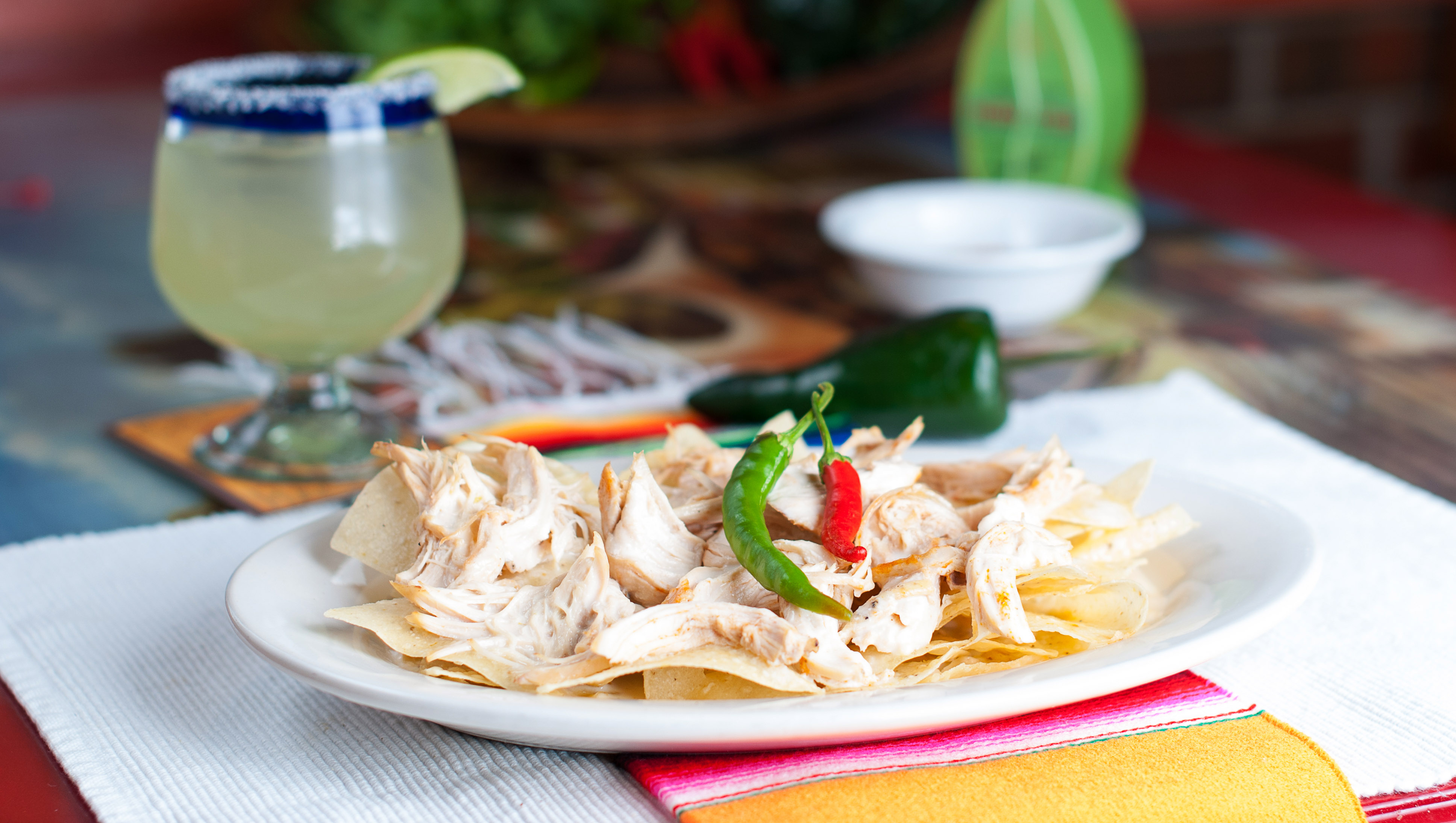 Rio Bravo Mexican Restaurant Seafood and Bar